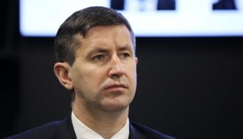"""Turpmākie plāni pēc izslēgšanas no """"Saskaņas"""". Intervija ar Vjačeslavu Dombrovski"""