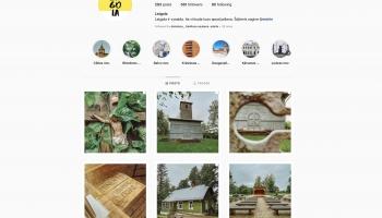 Instagram konts Latgola: virtuālais tūrisms un ideju avots ceļojumiem klātienē