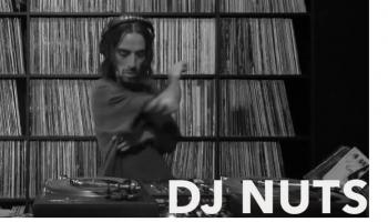 Atskaņotājnieka DJ Nuts pirmā skaņu bilde Disco e Cultura triptihā