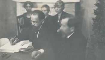 Miera līgums starp Igauniju un Padomju Krieviju