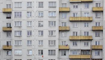 В Риге резко снизилось число выставленных на продажу квартир