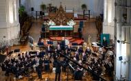 """Koncerts komunistiskā genocīda upuru piemiņai """"Pia memoria"""" Rīgas Domā"""