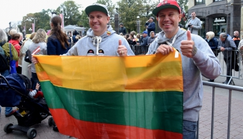 Евровыборы в Литве: еврооптимизм в тени поиска главы государства