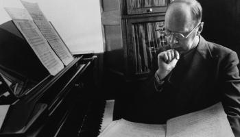 Sergeja Prokofjeva dziesmas un jauns simfoniju ieskaņojums