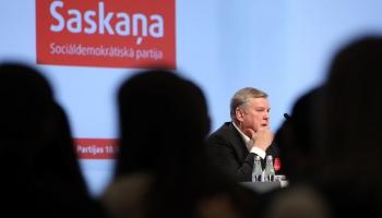 """Urbanovičs kritizē vēlmi atlaist Rīgas domi un pārliecināts par """"Saskaņas"""" uzvaru"""