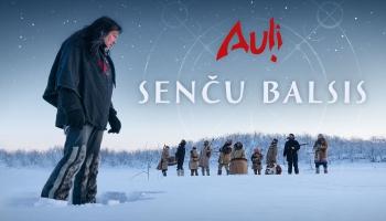 """Grupa """"Auļi"""" ierakstos no albuma """"Senču balsis"""" (2019)"""