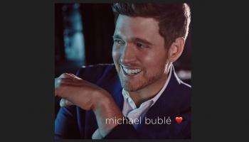 """Dziedātāja Maikla Bublē albums """"Love"""" (2018)"""