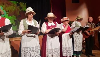 """""""Ich und Musik"""": Liederfest der Deutschen Vereine in Ventspils"""