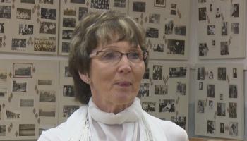 Viesītiete Ilma Svilāne – Atzinības krusta virsniece