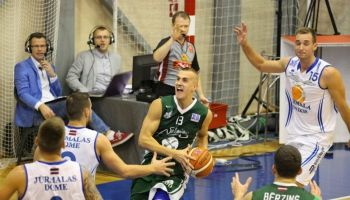 Basketbolists multimākslinieks - Haralds Kārlis