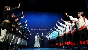 Rīgas Krievu teātra sezona, A.Hermanis Maskavā u.c.. Atbild žurnālists A.Šavrejs