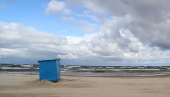 Tīrrade за чистый пляж