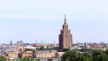 Aprit 150 gadi kopš Latvijā var iegūt augstāko izglītību arhitektūrā