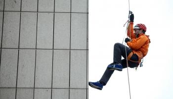 Iepazīstieties - visaugstākā pasaules līmeņa alpīnists Kristaps Liepiņš