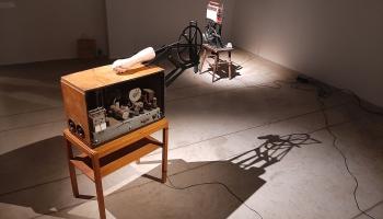 Uzmanību, māksla! Kristians Brekte un Modris Svilāns