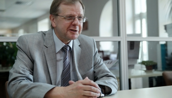 Игорь Кабашкин: каждый из нас богат теми людьми, которыми себя окружает