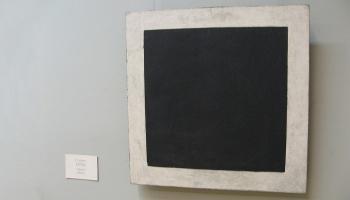 Vai zini ka, Kazimirs Maļevičs nebija pirmais, kurš uzgleznoja melno kvadrātu?