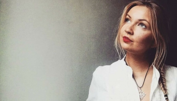 """""""Anima Solla"""" dziedātājas Noras Vanagas rīta sveiciens"""