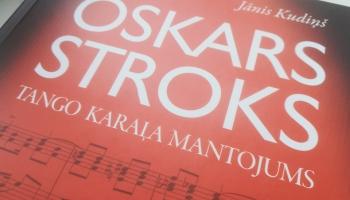 """Янис Кудиньш. """"Оскар Строк. Наследие Короля танго"""""""
