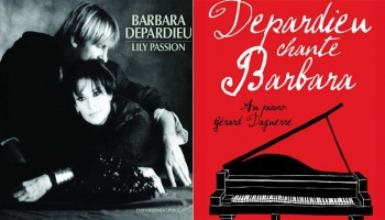 """Žerārs Depardjē albumā """"Depardieu chante Barbara"""" (2017)"""