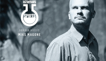 Koncertu organizators un mūzikas izdevējs Miks Magone