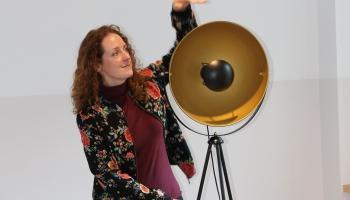 Māksliniece Laura Feldberga un performances māksla