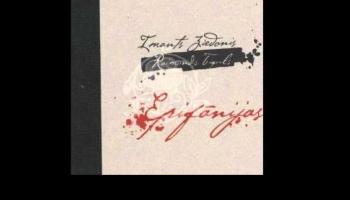 """# 142 Imants Ziedonis / Raimonds Tiguls: albums """"Epifānijas"""" (2008)"""