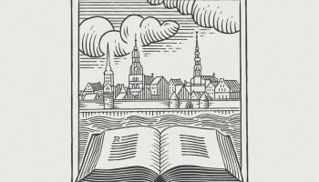 """Dienas apskats.""""Riga Literata"""" pētnieki rada Rīgas humānistu tekstu digitālu datubāzi"""