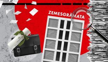 #17 Ja vien sienas prastu runāt: pētām īpašumu krāpšanas shēmu