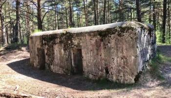Mangaļsalas forti no 18. gadsimta līdz mūsdienām