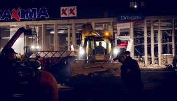 Rīgas Būvvaldes vadītājs par notikušo Zolitūdes veikalā