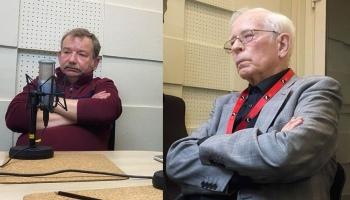 Latvijas preses vēsture: Sarunas ar Egonu Strautiņu un Voldemāru Hermani. 2. daļa
