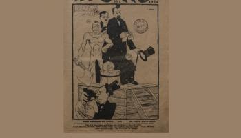 Humors un satīra žurnālos, kalendāros, antoloģijās