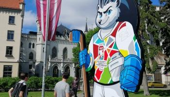 Чемпионат мира по хоккею: в Латвии без Латвии