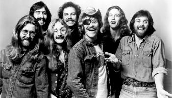 """Septiņdesmitajos gados populārā amerikāņu grupa """"Dr.Hook"""""""