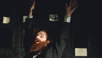 Spēlmaņu nakts: viesos teātra zinātniece A.Andersone un topošais kritiķis L.Āboltiņš