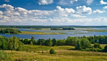 Браславские озера: белорусская Швейцария