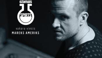 Mūziķis un mūzikas izdevējs Mareks Ameriks: labam mūziķim nepietiek tikai ar tehniku