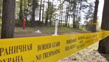 Situācija uz Latvijas - Baltkrievijas robežas nav vienkārša, bet kontrolēta