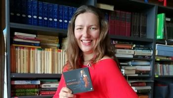 Čelliste Gunta Ābele: Man laimējies, jo vīrs ir pianists - esam mājās un spēlējam kopā