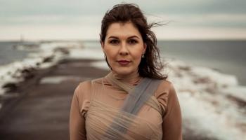 Dziedātāja Rūta Dūduma-Ķirse: Esmu labi atspērusies...