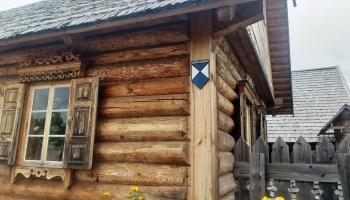 Ludmila Pimonova palīdz iepazīt vecticībnieku dzīvi, tradīcijas un kultūru Slutišķos