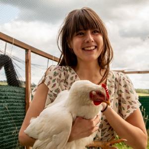 Dzīvnieku mīle Ulrika Skakovska: Arī ēdot varam izdarīt videi draudzīgas izvēles