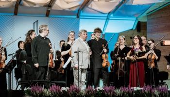 """Kremerata Baltica"" festivāla noslēguma koncerts Dzintaru koncertzālē"