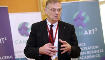 Andris Šternbergs - zinātnieks ar pasaules vērienu