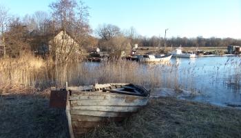 Арвидс Озолиньш: пока течёт Гауя, рыбаки в Царникаве не переведутся