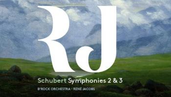 "Franča Šūberta dziesma ""Der Wanderer"" un simfonijas ar Renē Jakobsu"