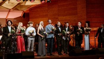 """Jūrmalas festivāla koncerts """"Dzimuši Latvijā"""" Dzintaru koncertzālē"""