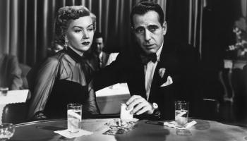 """Nikolasa Reja filmas """"Vientuļā vietā"""" 70 gadu jubileja: aktiera Hamfrija Bogarta karjera"""