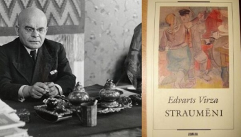 Edvarts Virza (1883 – 1940)
